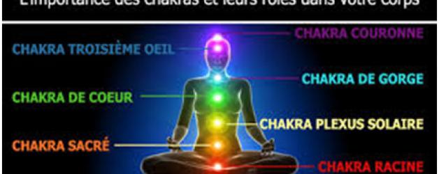 Comment travailler un chakra par mois