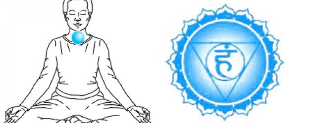 MAI :  Chakra du Larynge