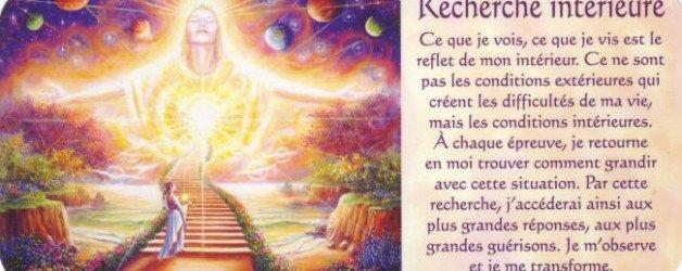 L'approche spirituelle des questions de vie
