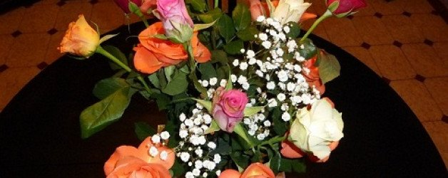 Des fleurs en partage