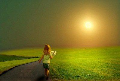 Enfant lumière O
